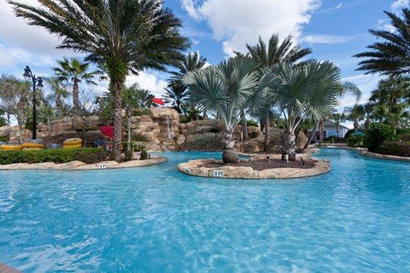 Water park at Reunion Resort near Walt Disney World