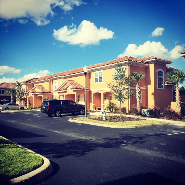 19 reasons you'll love CLC Regal Oaks 4 bedroom townhouse. Front of the home.