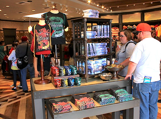 First Look At Wizarding World Of Harry Potter Merchandise