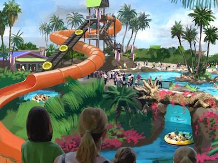 Aquatica Water Park To Open At Seaworld San Antonio In 2012