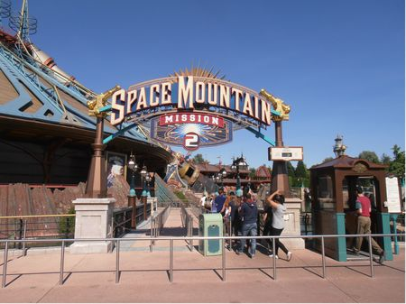 Space Mountain: Mission 2 Photos