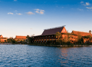Disney's Polynesian Village Resort