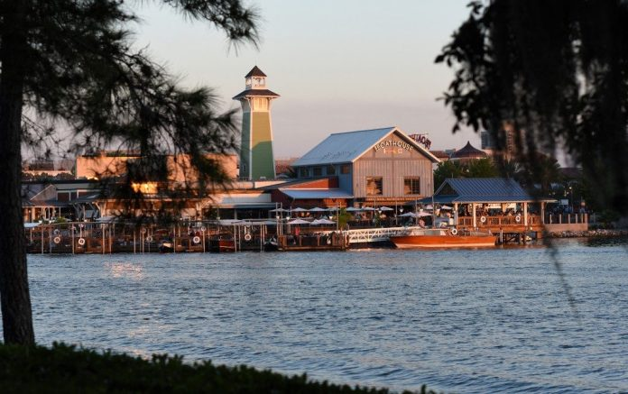Boathouse at Disney Springs