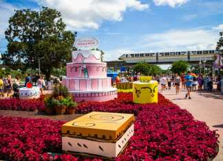 24th Epcot International Food & Wine Festival