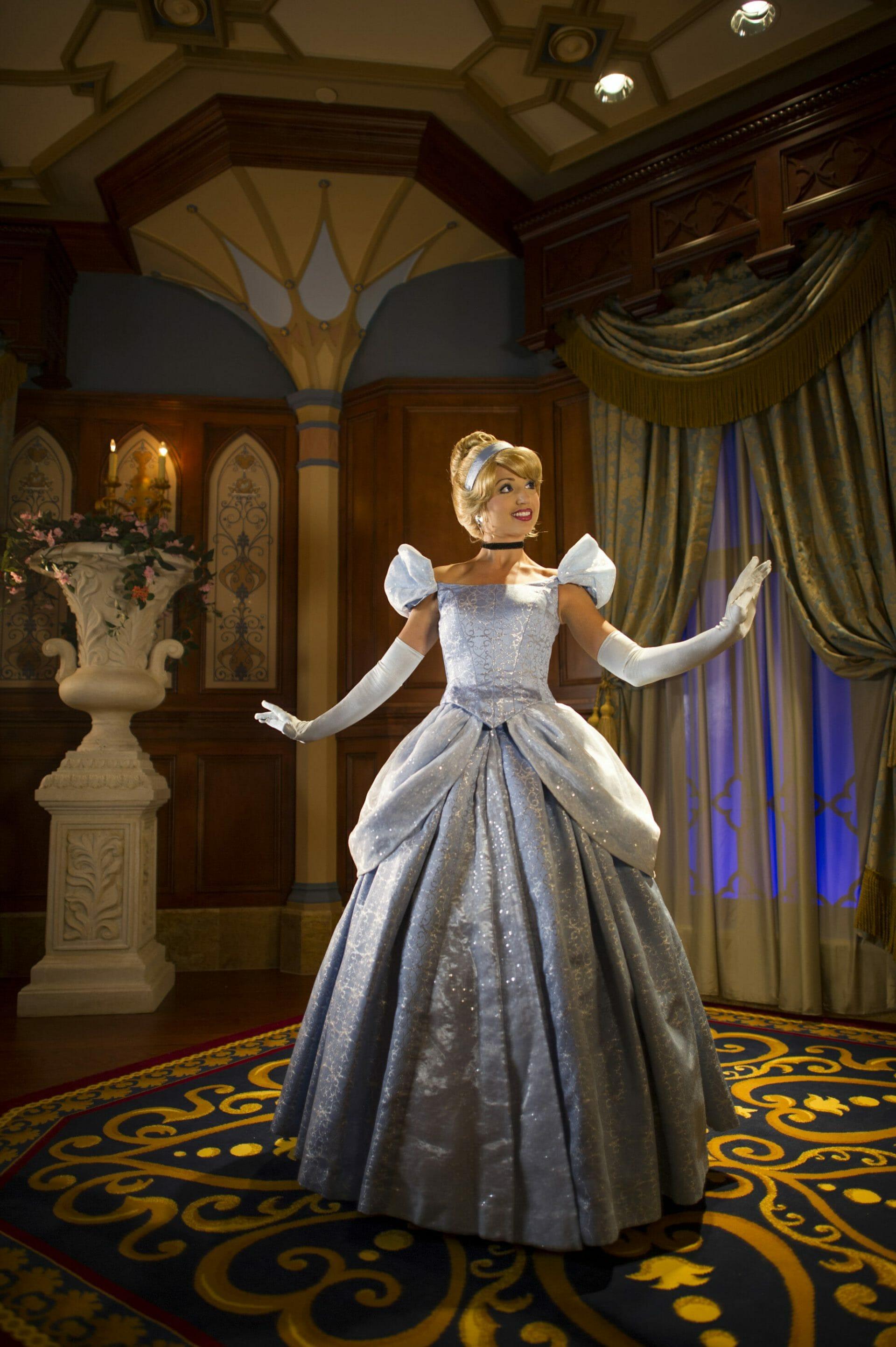 Cinderella at Fairytale Hall
