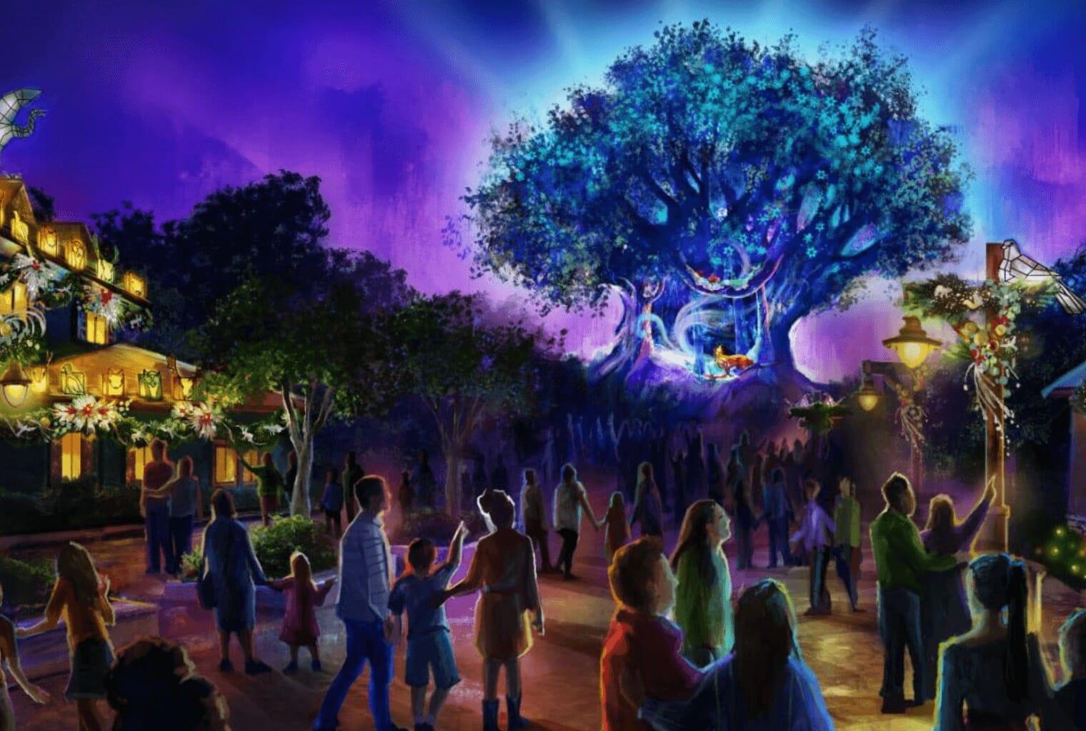Holidays at Disney's Animal Kingdom