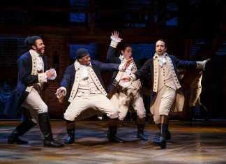 Disney Presents Hamilton