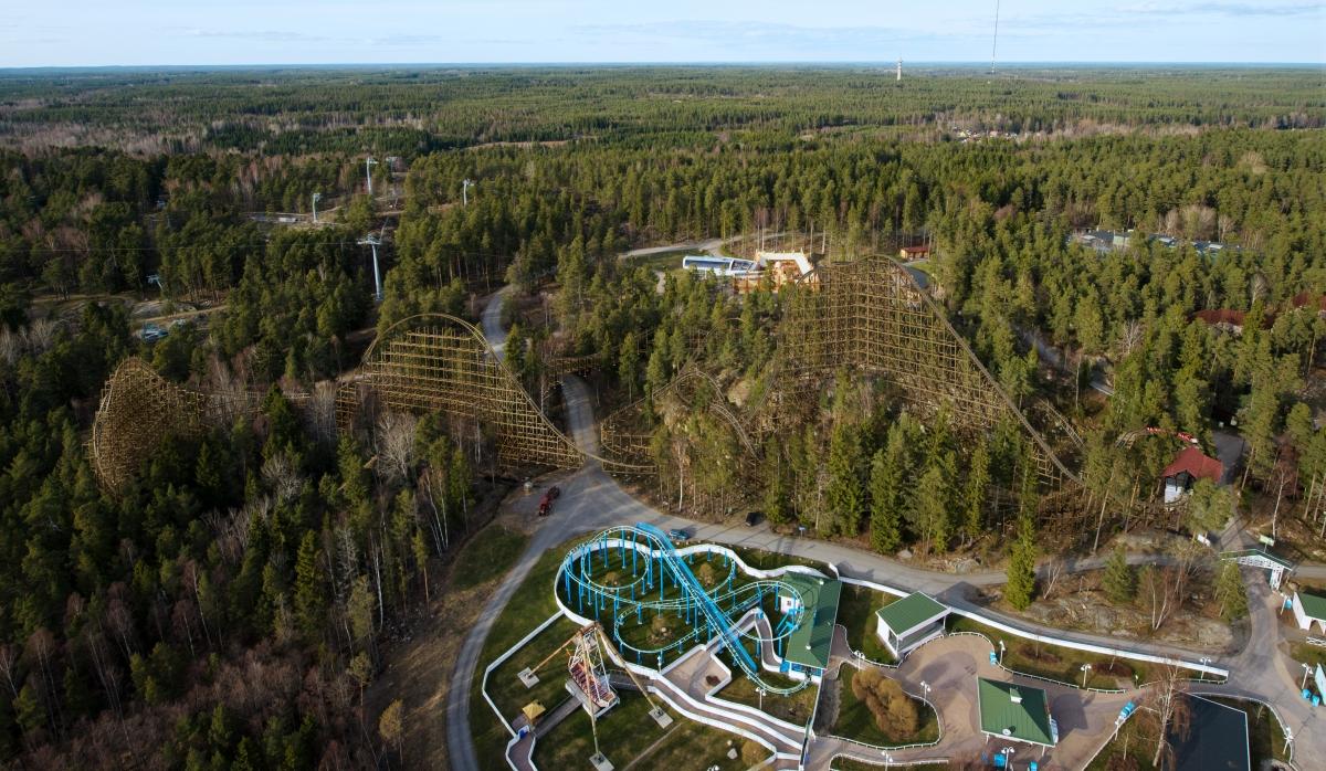 Busch Gardens Tampa – Coaster Chit Chat