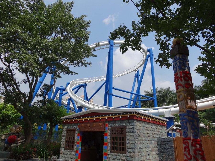 Coasters Roller Valley Fair