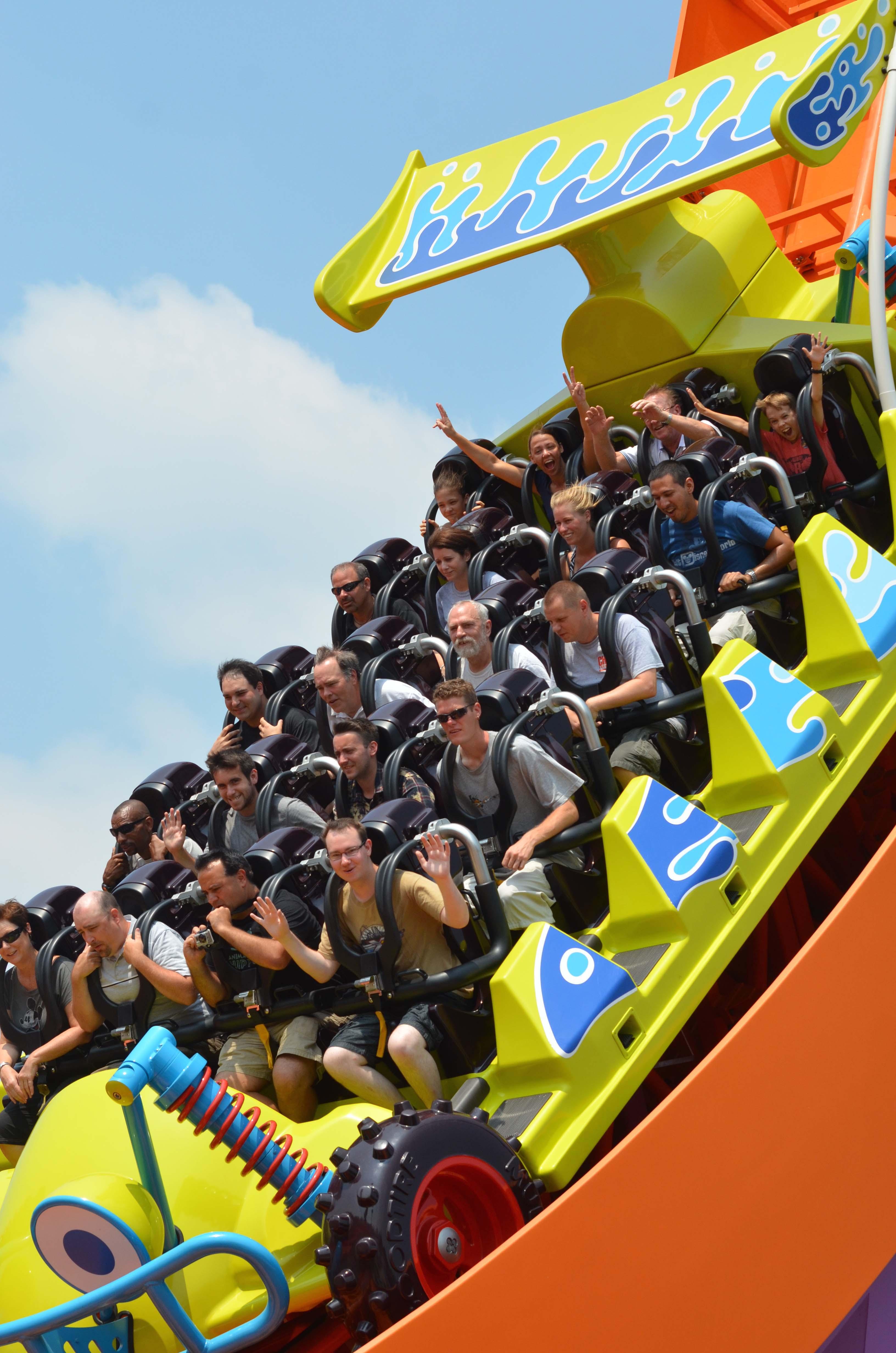 Hong Kong Disneyland Rc Racer