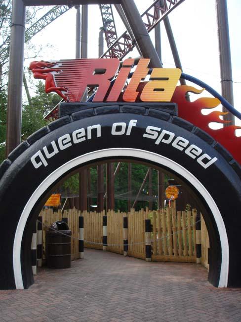 Alton Towers Theme Park Review S 2006 Uk Trip Update