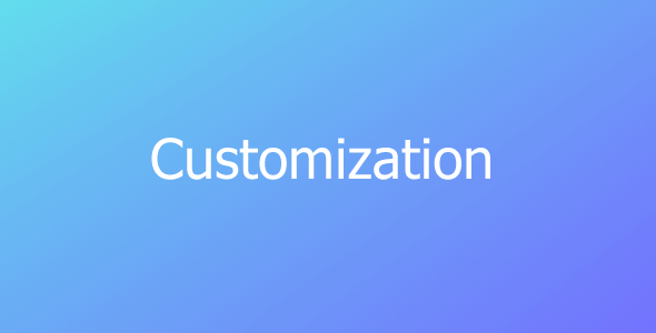 wordpress-plugin-customizations
