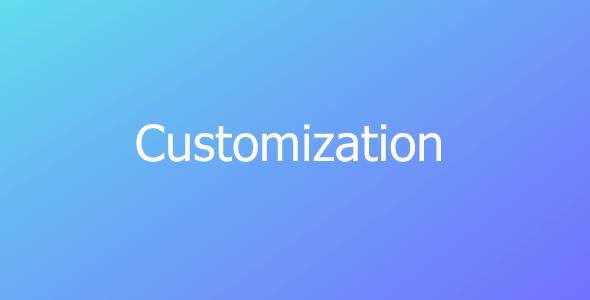 wordpress-plugin-customizations