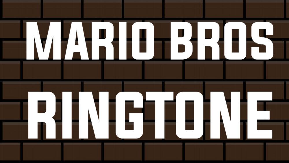 Super Mario Bros Ringtone   Theme Ringtones