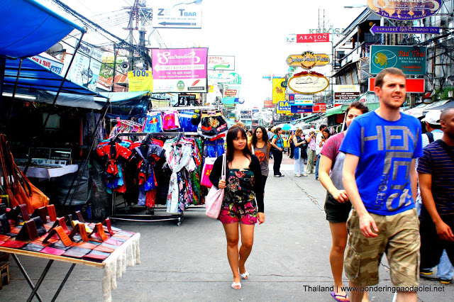 Padang Besar to Bangkok, New Joe Guesthouse and Khao San Road