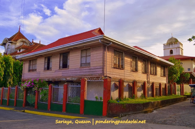 Old Houses Galore: Sariaya