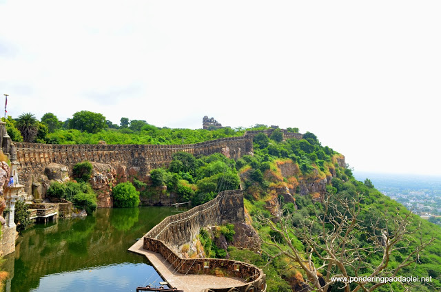 Israel, Morocco and the Fort of Chittorgarh