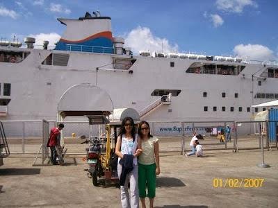 That Big White Ship