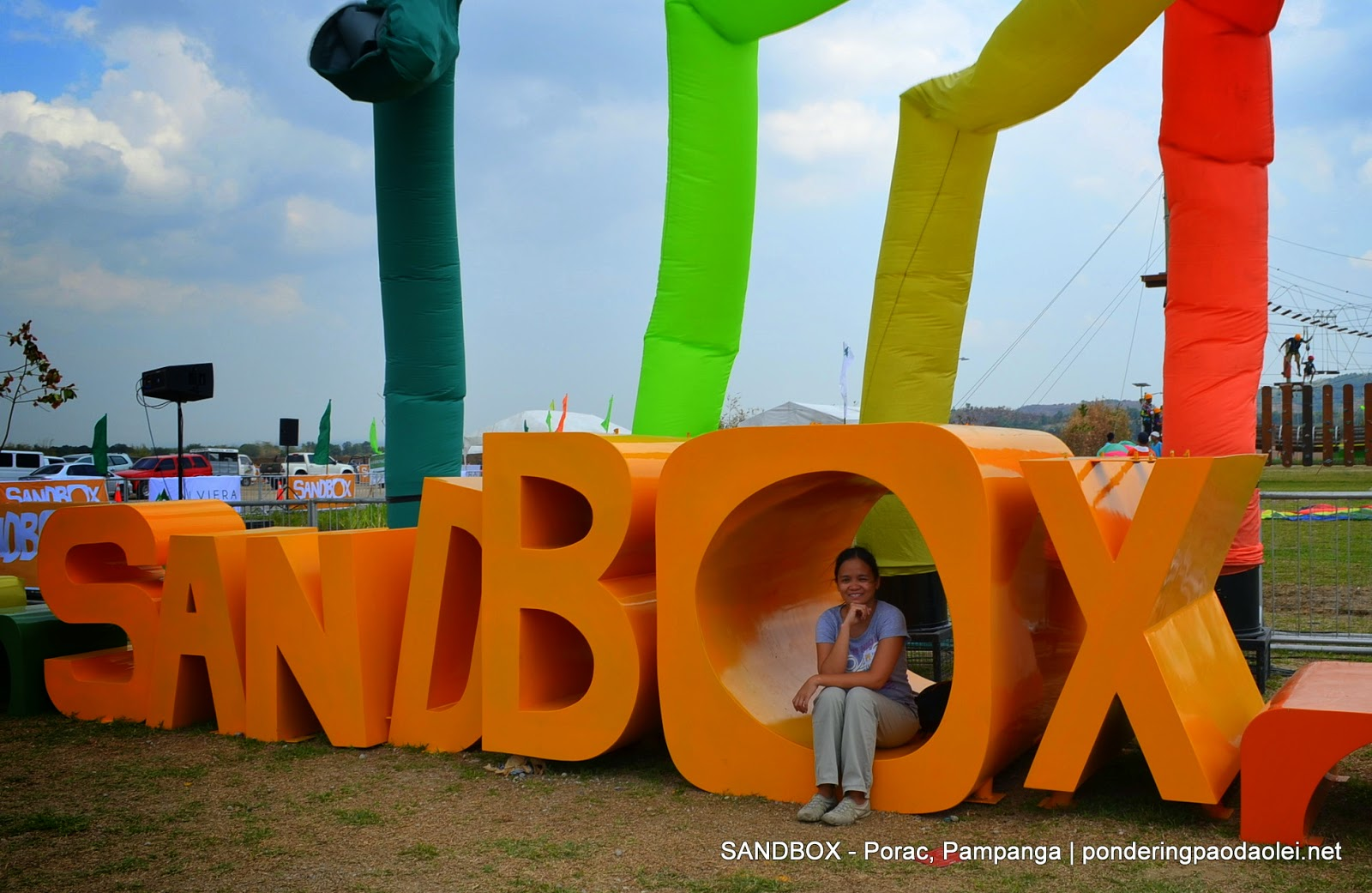 Adventure-filled Day at the Sandbox by Alviera