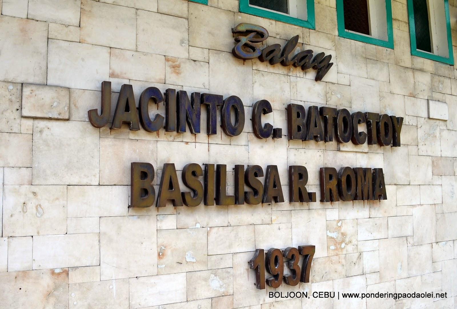 Boljoon's Past Inside This Balay