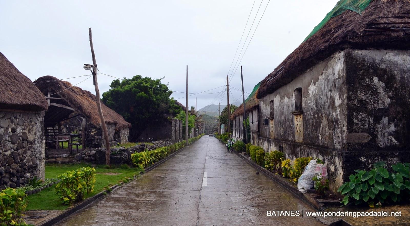 Batanes:  Sabtang Island Tour