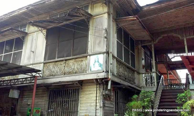 The Old Houses of Pasig