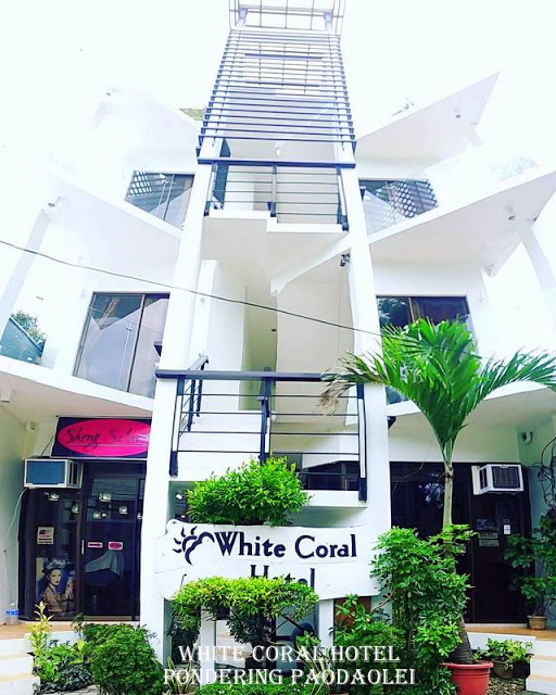 A Welcoming Stay at White Coral Hotel