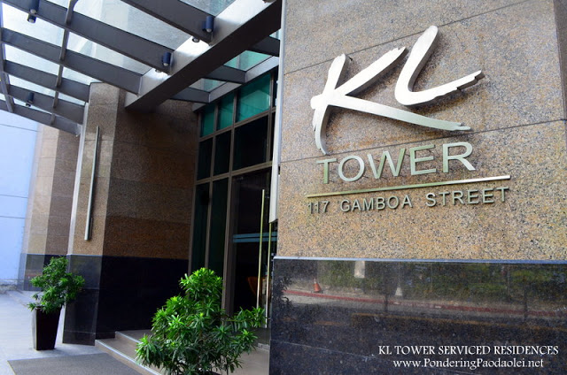 A Birthday Staycation at KL Tower Serviced Residences