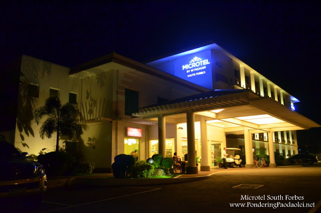 Microtel South Forbes: Your Home in the South
