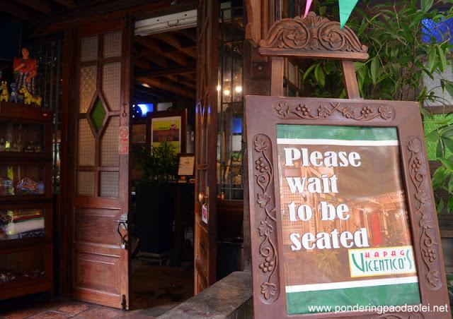 Cabanatuan City's Hapag Vicentico's