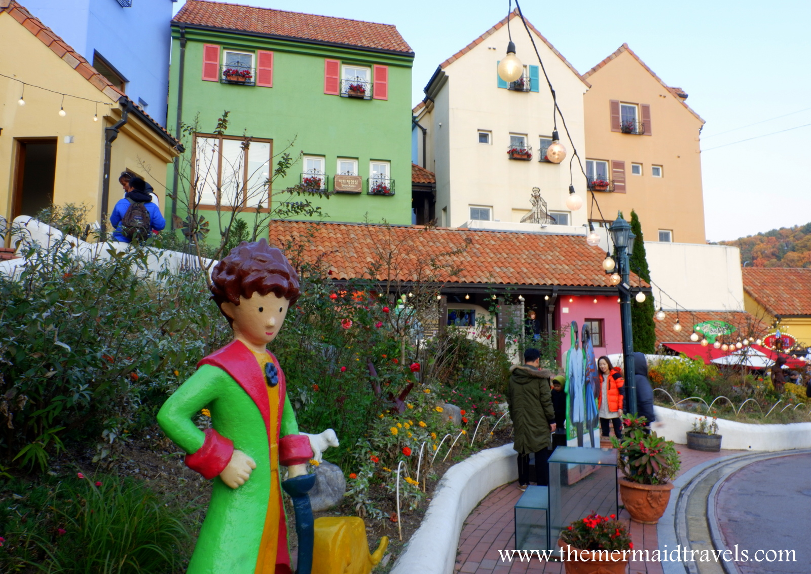 Petite France: Reunited with Little Prince