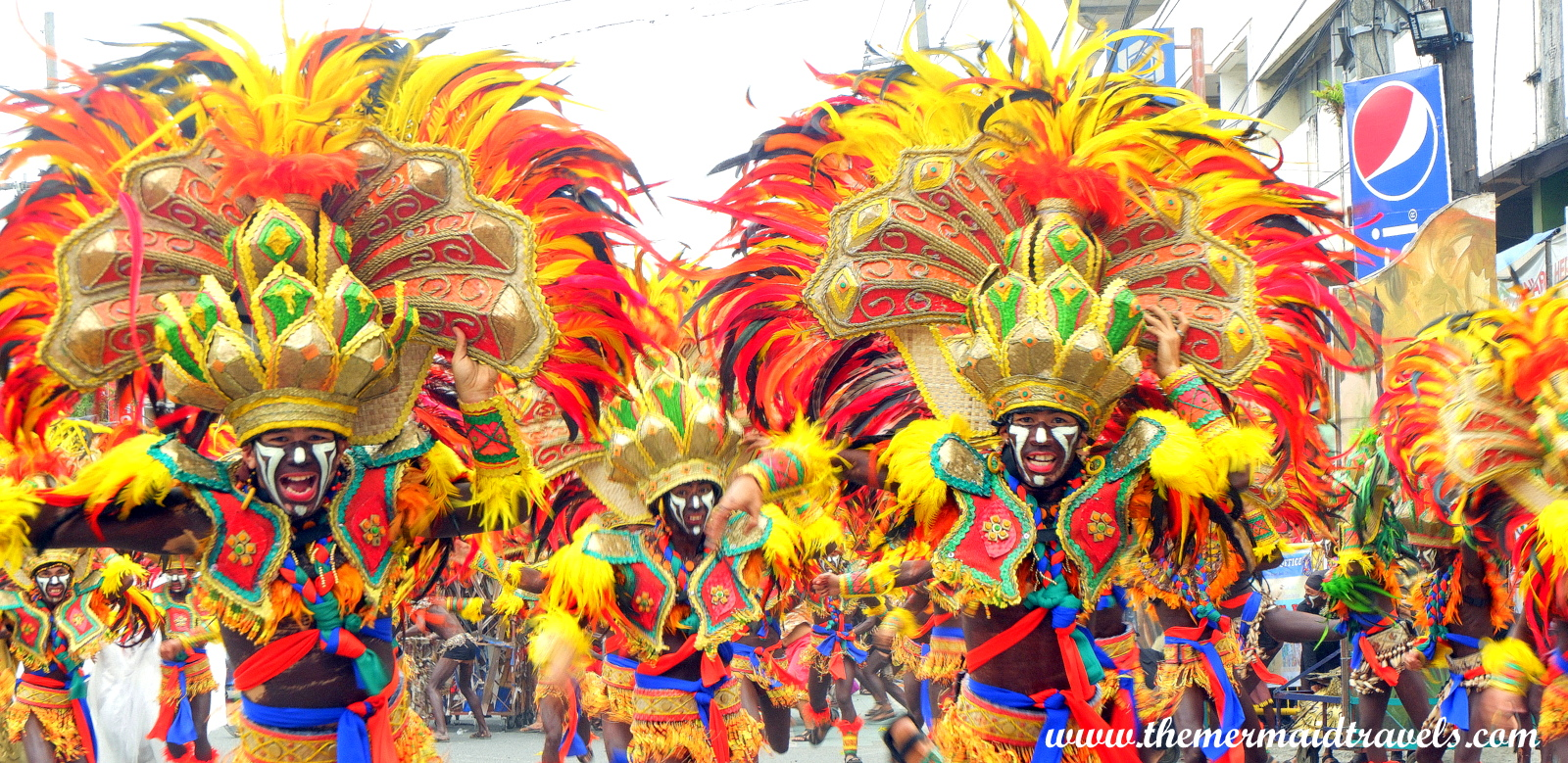 Dinagyang's Pompous Ati Tribe Competition