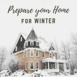 Free winter prep checklist