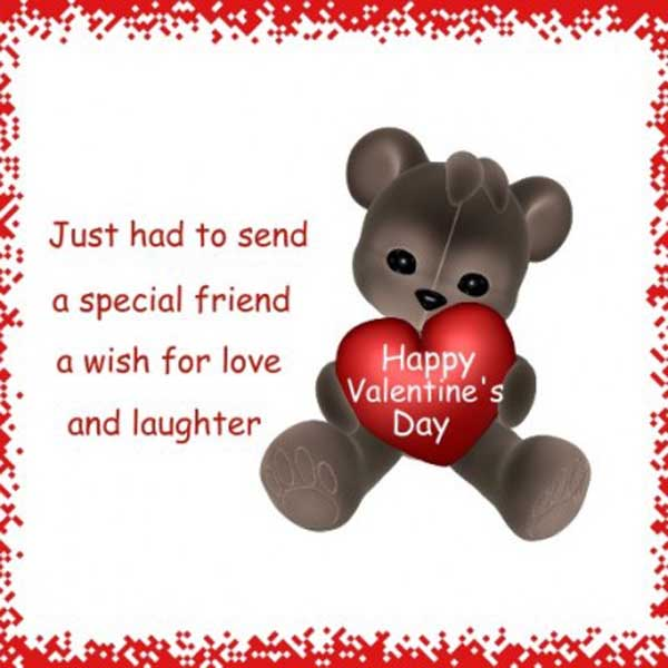 Funny Valentines Day Sayings For Friends
