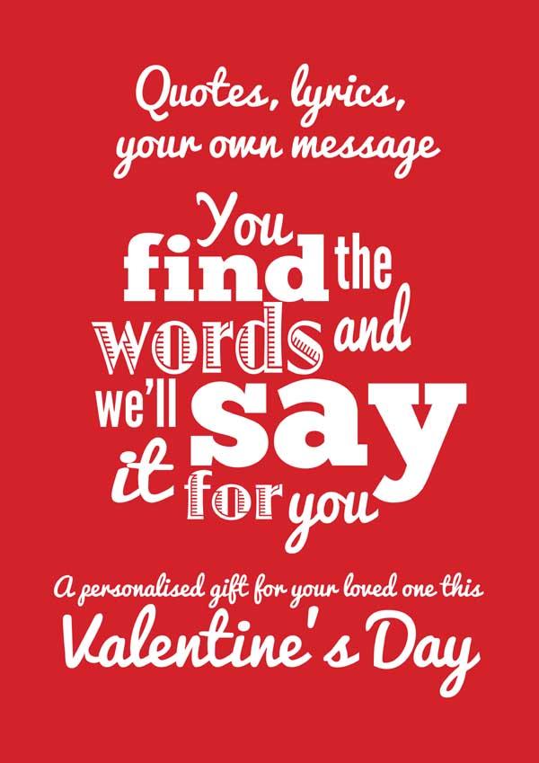 Romantic And Loving Valentine Day Love Quotes | ThemesCompany