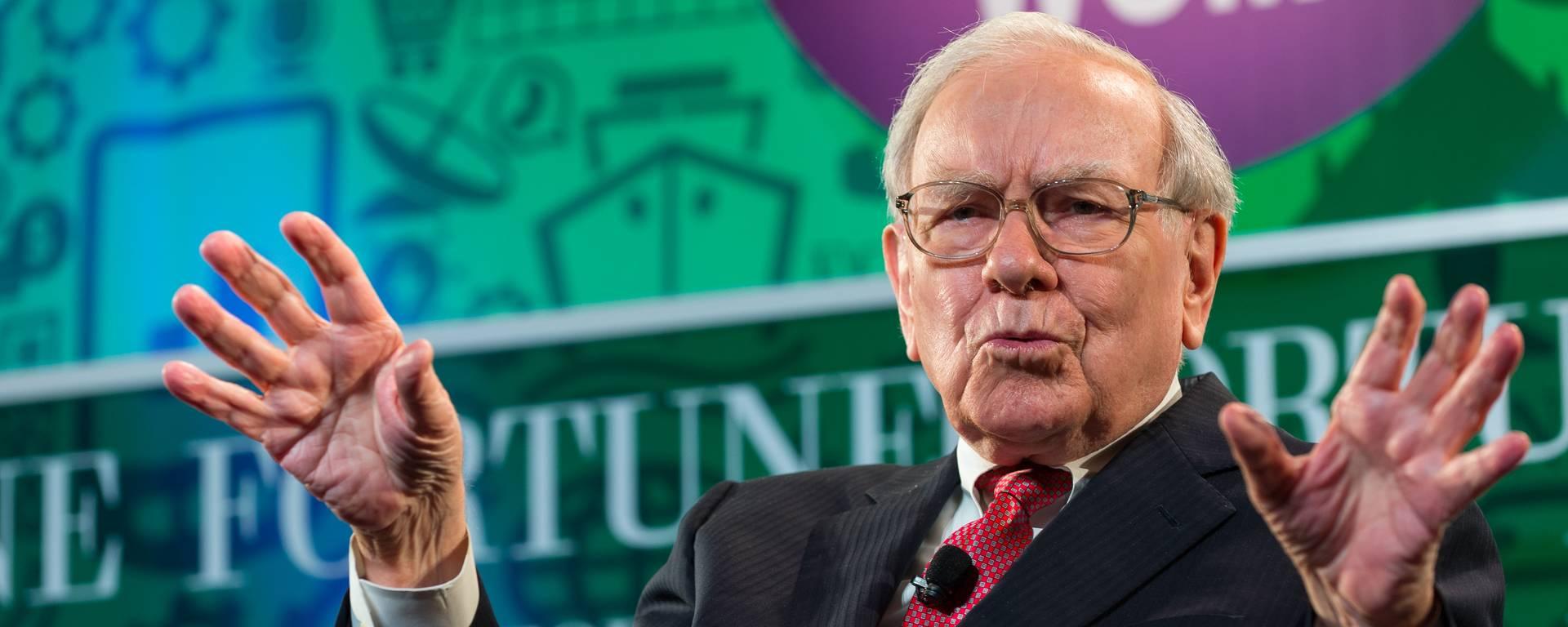 Warren Buffett at Fortune The Most Powerful Women 2013