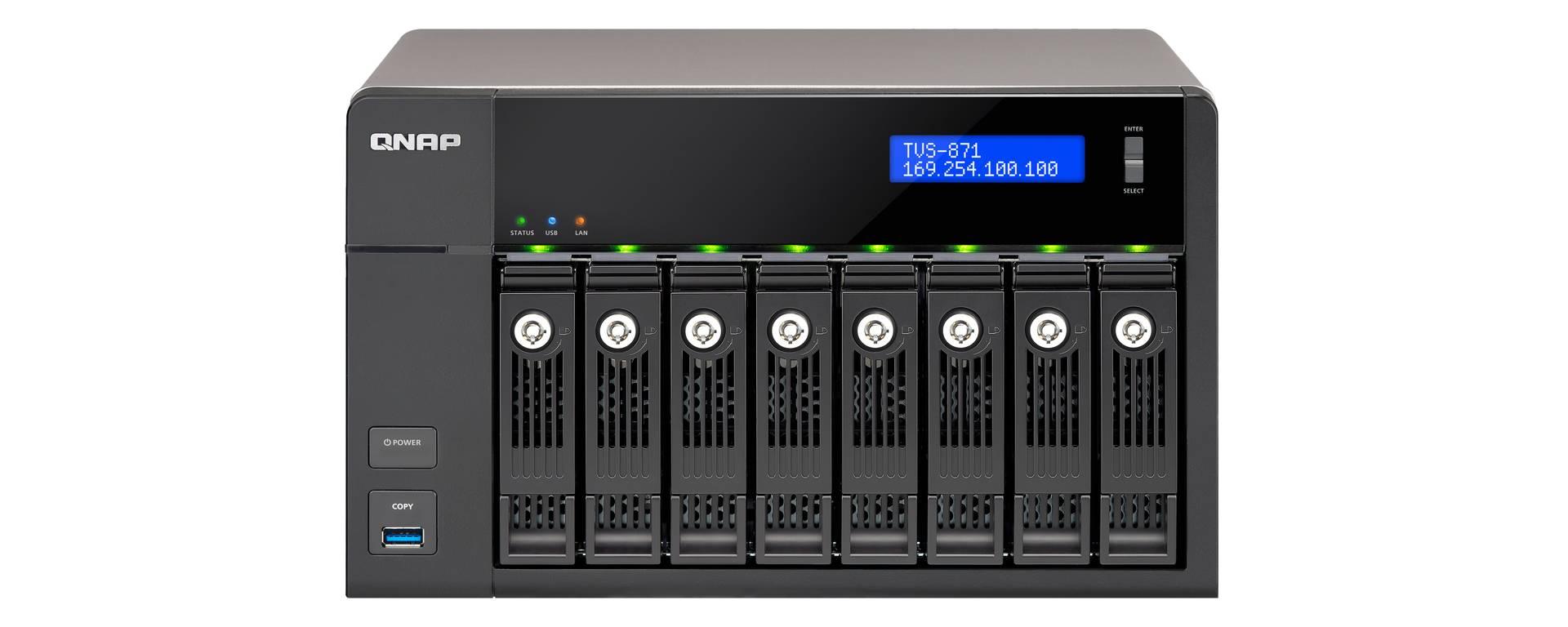 QNAP TVS-871