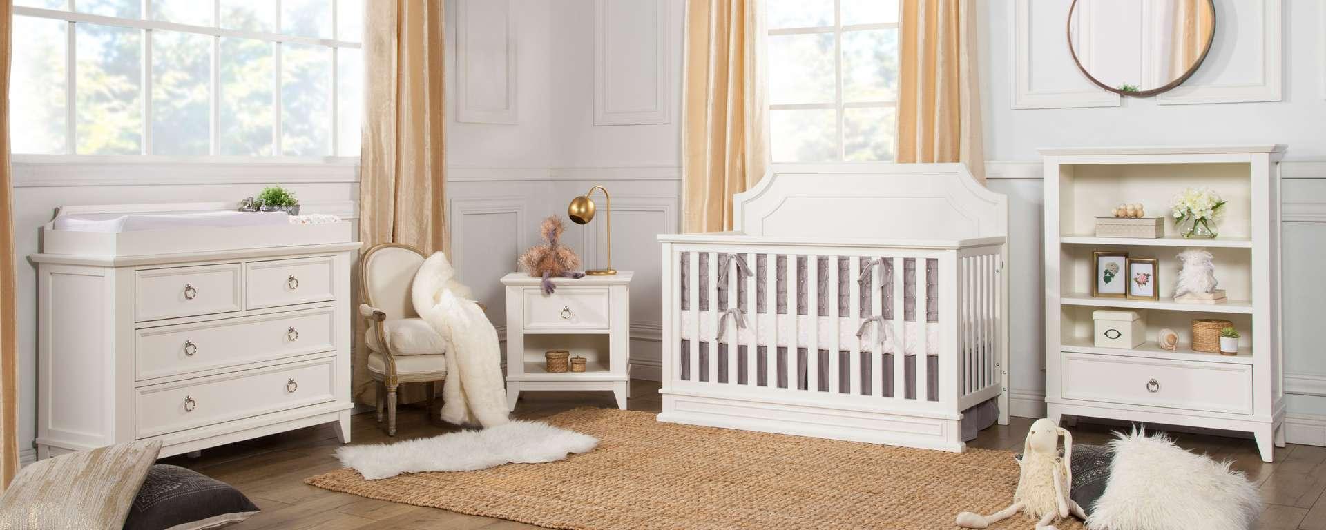 Million Dollar Baby crib
