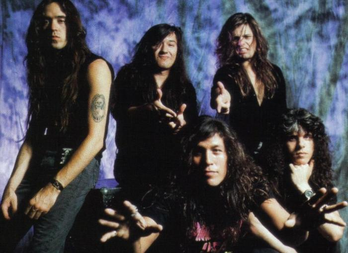 Testament Late '80s