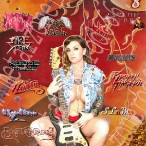 ©The Metal Mag N8 cover