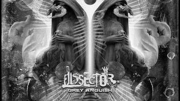 Dissector : 'Grey Anguish' CD 2015 Worldlessness Records