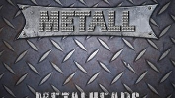 "METALL: ""Metal Heads"" CD April 2017 Iron Shield Records"