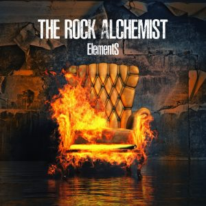 The Rock Alchemists : 'Elements' Digital May 18 2017 Lion Music