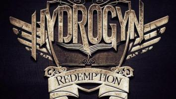 Hydrogyn : 'Redemption' CD 27th Oct 2017 RFL Records.