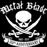 Metalblade legend 80's Thrash Metal label