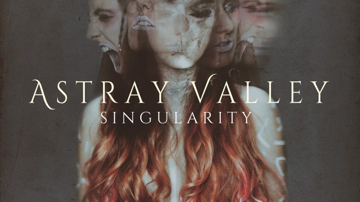 "Astray Valley : ""Singularity"" Digital single 2017 Wormholedeath Records - Warner/Chappell ."