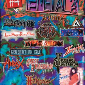 The Metal Mag N°4 - 2012/2013