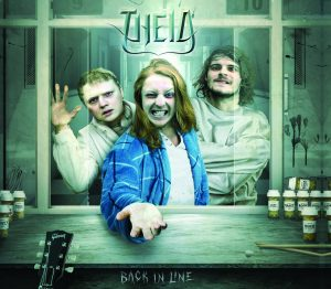 "THEIA : ""Back In Line "" CD 12th June 2017 WDFD Records."