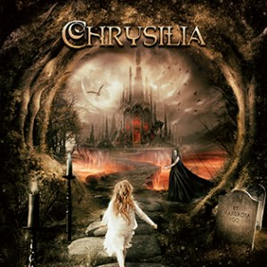"Chrysilia : ""Et in Arcadio Ego"" CD & Digital 12 October 2017 Lion Music Records."