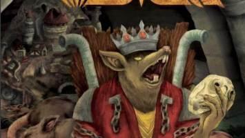"Eyestral : ""Beware the Rat King "" CD 2017 M.U.S.I.C Records."